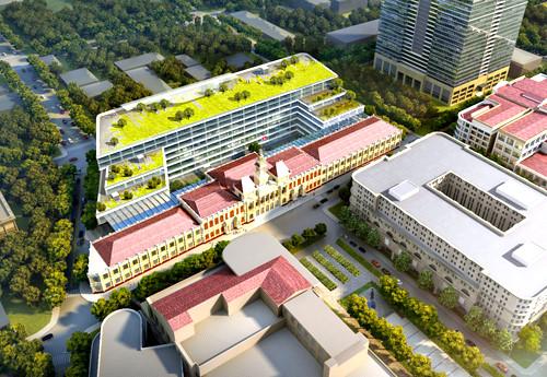 Ý kiến trái chiều về thiết kế cải tạo trụ sở hành chính TP.HCM