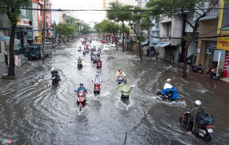 Nhìn lại bài toán ngập lụt Thành phố Hồ Chí Minh
