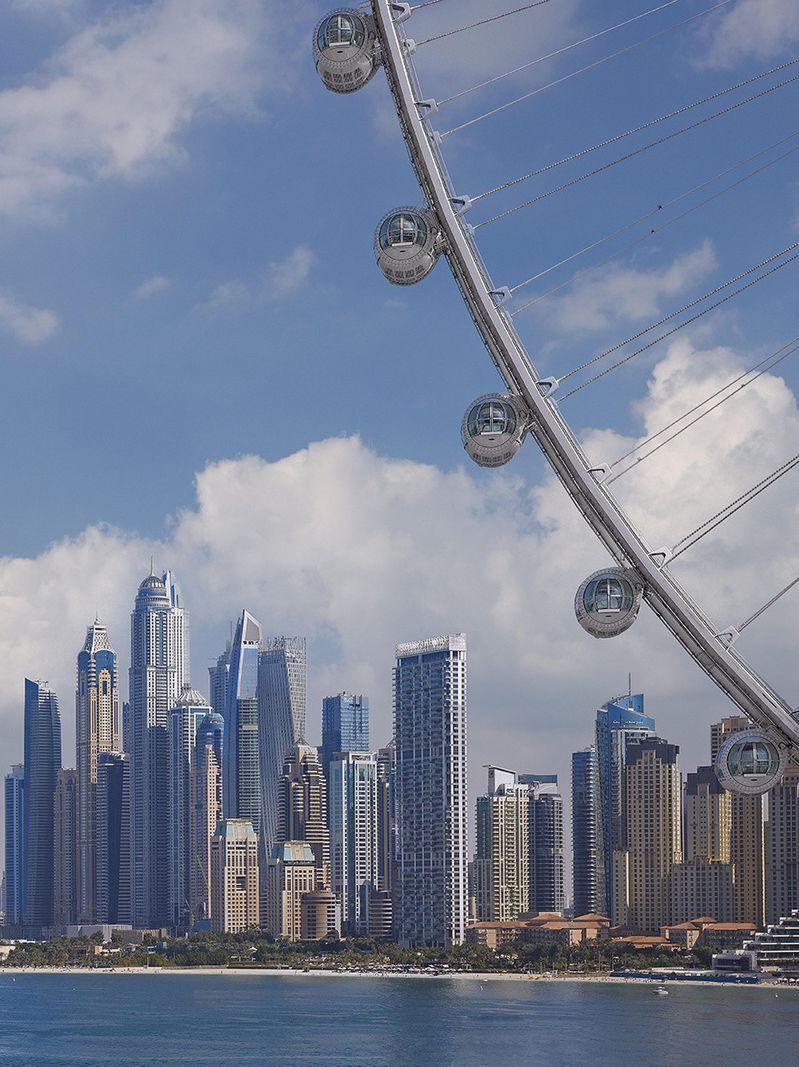 Vòng quay lớn nhất thế giới được xây dựng thế nào?
